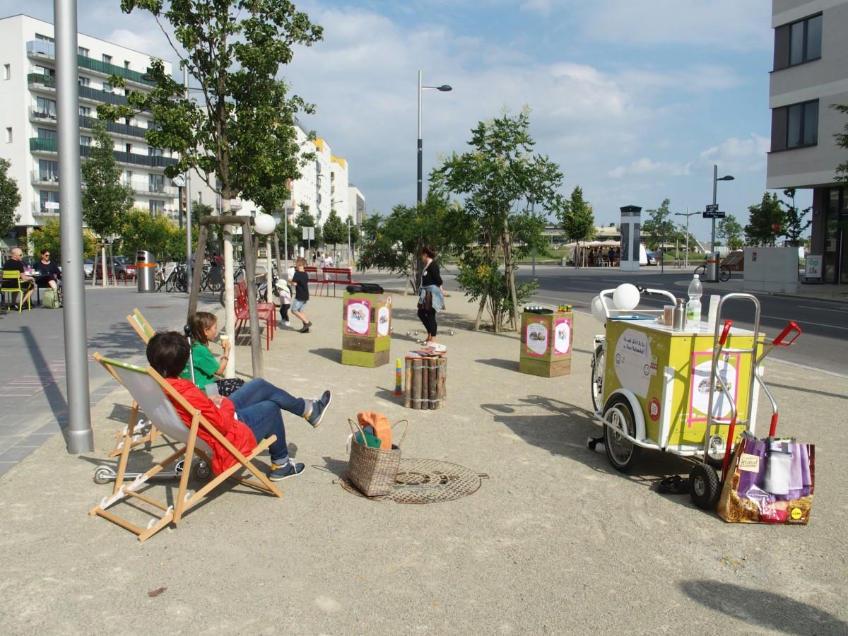MACH MIT! beim Boule spielen in der Seestadt | aspern Die Seestadt Wiens
