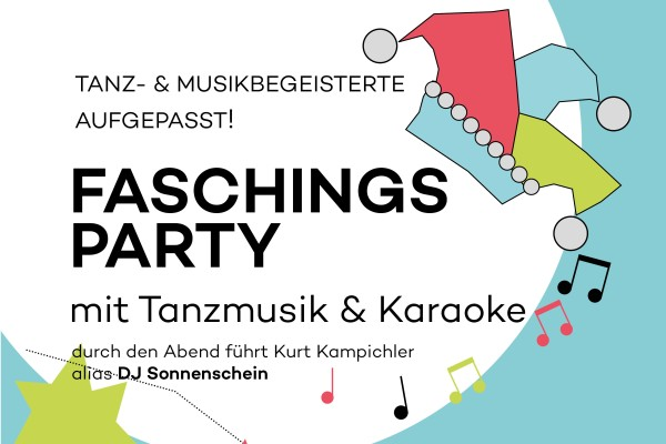 Faschingsparty im TRESOR am 25. Februar